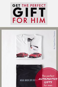 Show your appreciation with the best fathers day ideas with awesome vintage supercars gifts for dad. The best Fathers Day gift idea: show your fathers love with a unique gift idea with his dream garage. The finest motoring gifts for an amazing father and car lover. Cars coffee cups. Men's fashion printable gifts: home decor, tshirts, hoodies. Love your man with exclusive cars luxury men gift. Presents for husband. Ferrari photos. #giftsforhim #fathersdaygifts #cars #interiordesign #fathersday Best Presents For Men, Gifts For Dad, Fathers Day Gifts, Latest Mens Fashion, Men's Fashion, Birthday Present For Husband, Cute Couple Gifts, Man Cave Gifts, Just For Men