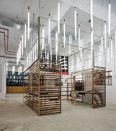 Doepel Strijkers Architects построили офис из вторсырья :: Архилента