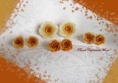 """Piccoli Capricci: Roselline Color Giallo """"Estate"""" ;-)"""