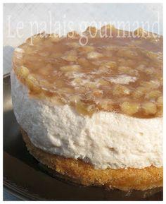 Le palais gourmand: Gâteau mousse à l'érable Dessert Mousse, Cheesecake, Cupcake Cakes, Butter, Pie, Sauce, Quebec, Cooking, Sweet