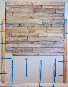 Pallet Headboard :: IMG_7180.jpg picture by RoosterHenBlog - Photobucket