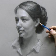 portrait drawing - Google 검색