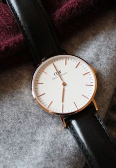 Say More With Less | Daniel Wellington Watches
