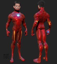 Iron___Man, mars ... on ArtStation at https://www.artstation.com/artwork/iron___man