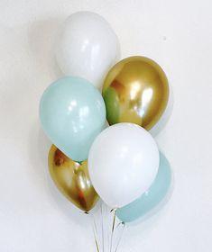 Mint Balloons, Mint