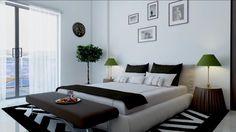 Sanali Casa Paraiso 3D Interior Bed room View