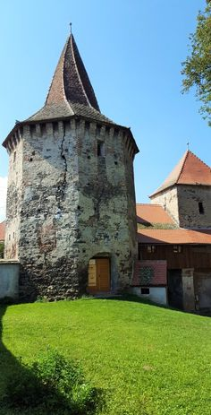 Bacon Tower in Transylvania, Romania Transylvania Romania, Visit Romania, Romania Travel, Brick And Stone, Eastern Europe, Homeland, Places To See, Bacon, To Go