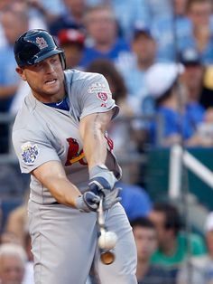 Holliday  MLB All-Star Game 7-10-12