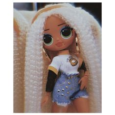 Lol Dolls, Cute Dolls, Barbie Dolls, Barbie Clothes Patterns, Doll Patterns, Chibi Coloring Pages, Burning Man Girls, Custom American Girl Dolls, Custom Barbie
