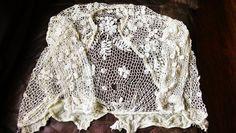 old irish crochet lace clothes - Google zoeken