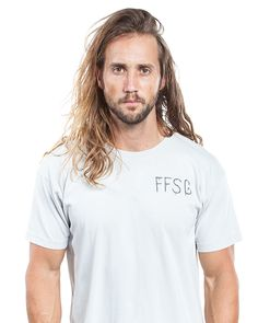 Filthy Flamingo Surf Gang shirt, Beach Brigade, duvin, spring collection, street wear, mens clothing, surf