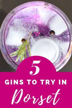 5 Dorset Gin Brands You Need to Try - English Gin Distillers Phuket Food, Phuket Travel, English Food, Gin Tour, Gin Brands, Jurassic Coast, Cream Tea, England Fashion