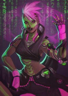 Sombra-(Overwatch)-Overwatch-Blizzard-фэндомы-3475712.jpeg (1280×1811)