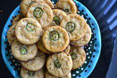 Jalepeño Cheddar Muffins