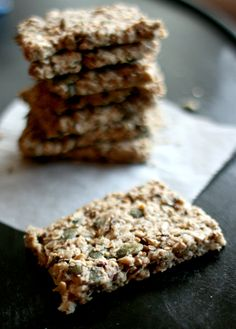 Scandinavian crisp bread – healthy, easy, so good… « The house by the sea foodwaves
