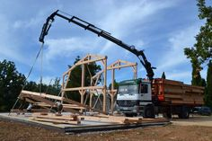 Constructeur de maisons à ossature bois avec bardage en bois Red Cedar