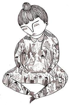 Illustration by Julia Trybala.