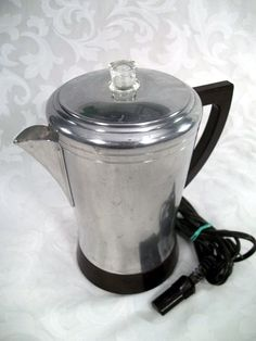 1000 ideas about percolator coffee maker on pinterest coffee percolator c - Meilleure cafetiere expresso ...