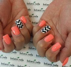 Fun summer nails #nails #acrylic #design #fullset