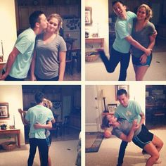 Tyler and his sister Maddy!