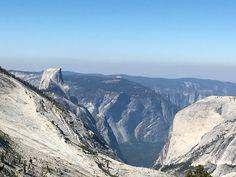 Clouds rest Yosemite