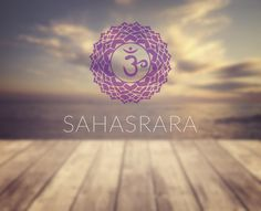 Os sete centros de energia do corpo humano são os chakras. Cada um deles é responsável por gerir uma parte em especial. Conheça o sétimo chakra: Sahasrara. #eusemfronteiras