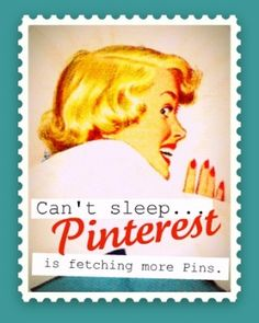 Ohhhh Pinterest lol!!!  That's totally me right now! Ha!