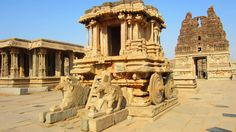 Vijayanagara Empire Hampi-Karnataka #vacations #travel #incredibleindia