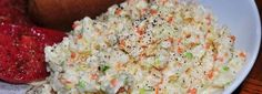 KFC Cole Slaw Restaurant Recipe. Perfect for summer holidays and picnics.  Make KFC's Cole Slaw Recipe at home tonight for your family. Our Secret Restaurant Recipe for their Cole Slaw tastes just like KFC's.