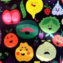 ISAK - 5 a day fruit and veggie print!