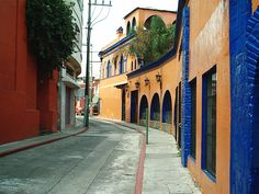 Cuernavaca Morelos, calle comonfor