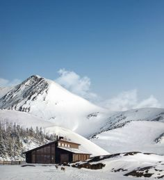 CGarchitect - Professional 3D Architectural Visualization User Community | Snowy Mountains