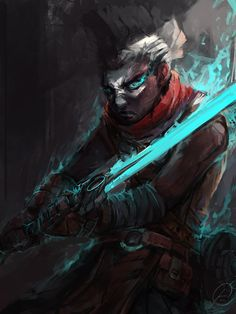 Ekko Fan Art by JasonTN.deviantart.com on @DeviantArt