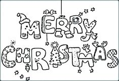 Free Christmas Coloring Pages free online printable coloring pages, sheets for kids. Get the latest free Free Christmas Coloring Pages images, favorite coloring pages to print online by ONLY COLORING PAGES. Coloring Pages To Print, Printable Coloring Pages, Coloring For Kids, Coloring Pages For Kids, Coloring Books, Colouring Sheets, Happy Birthday Coloring Pages, Coloring Letters, Santa Coloring Pages