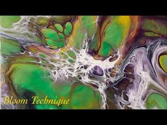 Resin Pour, Carole King, Acrylic Pouring, Paint Colors, Bloom, Alcohol Inks, Abstract, Creative Ideas, Artist