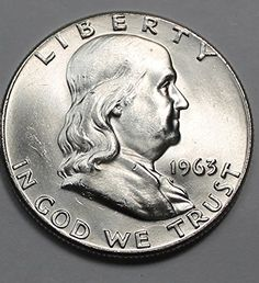1960 US P /& D BU Year Set 10 Coins Total 6 90/% Silver Brilliant Uncirculated