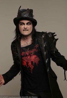 Dani Filth, Cradle Of Filth, Symphonic Metal, Heavy Rock, Metalhead, Cosplay Girls, Black Metal, Dj, Punk