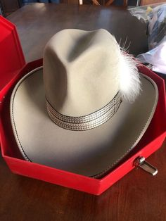 c65f1cf39eb48 Resistol made remake J.B. Brooks (John Wayne) hat from The Shootist   fashion