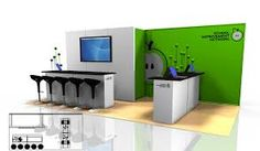 tradeshow booth 10' x 20' - Google Search