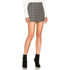 Tibi Tweed Skirt (4.969.600 IDR) ❤ liked on Polyvore featuring skirts, tibi skirt, tibi, tweed skirt, red skirt and red knee length skirt