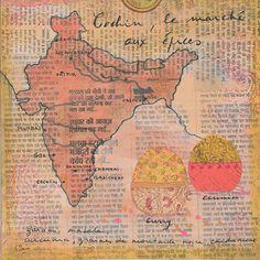 Carnet de notes et croquis Cochin. Les Petites Kasko