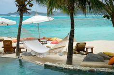 Necker Island-luxury vacation spot