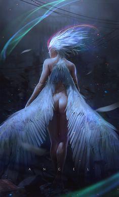 Angel by Soufiane Idrassi