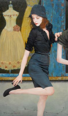"""withnailrules: """"Boutique by Fred Calleri, 2010 """""""