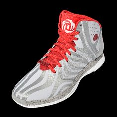 ADIDAS D-ROSE 4.5 'HOME' now available at Foot Locker