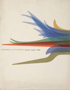 General Dynamics Annual Report 1956