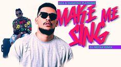 AKA & Diamond Platnumz - Make Me Sing (DJ Nestar Remix) * Music Video Remix Music, Music Videos, Dj, Singing, Diamond, Youtube, How To Make, Diamonds, Youtubers