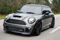 Mini Cooper. I will have one and it will look pretty ballin'. Mark my words.
