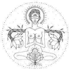 """•••> FEMALE <••• #floriruterino #female #vulvapower #consciencia #sagradofeminino #divinefeminine…"""""""
