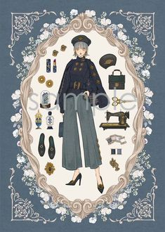 Game Character Design, Character Design Inspiration, Character Art, Dress Design Sketches, Fashion Design Drawings, Vintage Fashion Sketches, Drawing Anime Clothes, Anime Dress, Art Poses